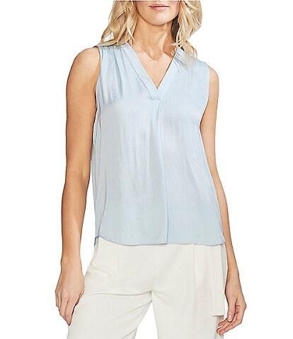 d39f1bf95cd6b sleeveless blouse  Women s Casual   Dressy Tops   Blouses