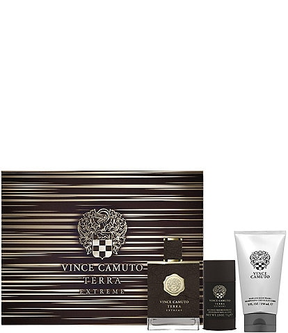 Vince Camuto Terra Extreme Eau de Parfum Set
