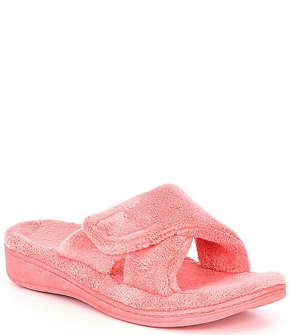 Vionic Relax Criss-Cross Slippers