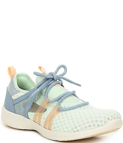 Vionic Adore Neoprene and Knit Sneakers