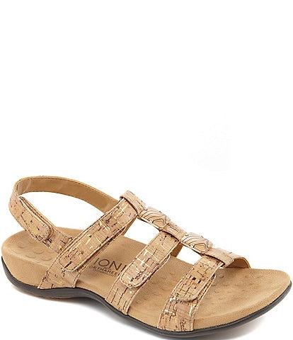 Vionic Amber Cork Sandals