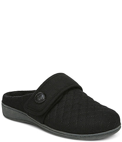 Vionic Carlin Quilted Slippers