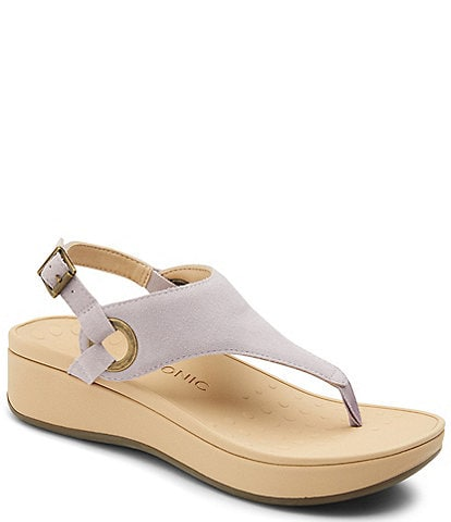 Vionic Jolie Thong Sandals