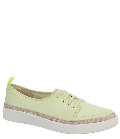 Vionic Jovie Canvas Lace-Up Sneakers