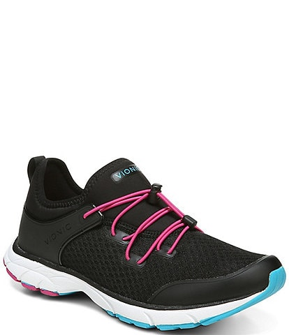 Vionic London Bungee Lace Closure Sneakers