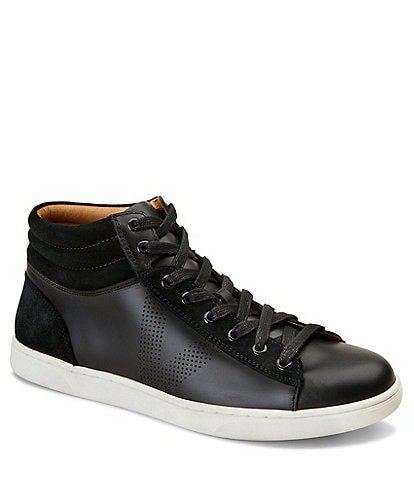 Vionic Men's Malcom Leather Hi Top Sneaker