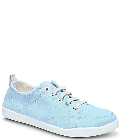 Vionic Pismo Canvas Washable Slip-On Sneakers