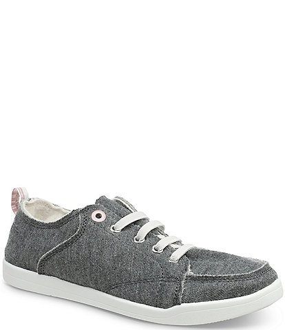 Vionic Pismo Eco-Conscious Jersey Lace-Up Washable Sneakers