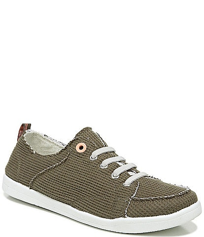 Vionic Pismo Waffle Lace-Up Sneakers