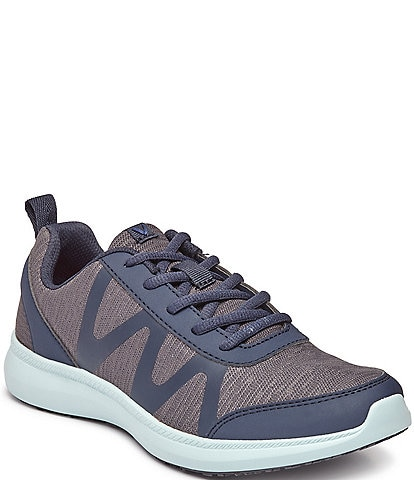 Vionic Pro Kiara Mesh Lace-Up Sneakers