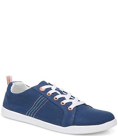 Vionic Stinson Washable Lace-Up Canvas Sneakers