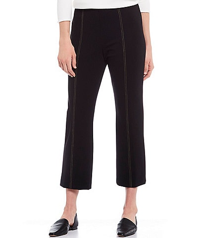 Vision 155 Cropped Kick Flare Pull-On Pant