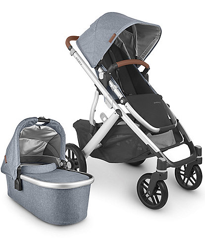 UPPAbaby VISTA V2 Convertible Standard Stroller with Bassinet