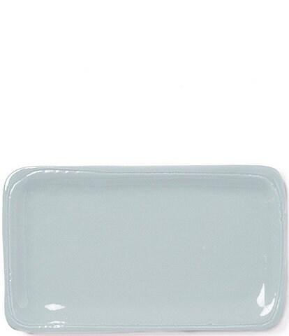 Viva by VIETRI Fresh Glazed Stoneware Small Rectangular Platter