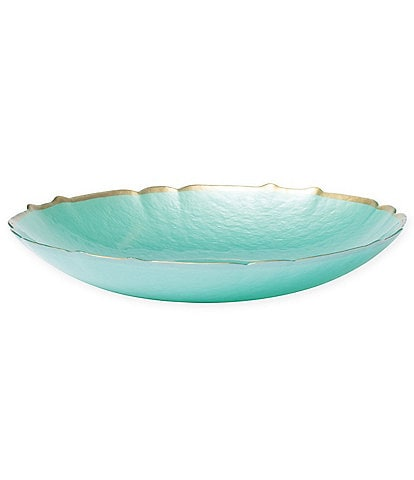 Viva by VIETRI Pastel Glass Medium Bowl