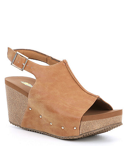 Volatile Division Center-Seam Platform Wedges