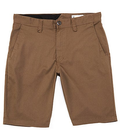 Volcom 21#double; Outseam Frickin Modern Stretch Shorts