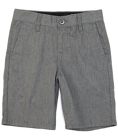 Volcom Big Boys 8-20 Chino Shorts