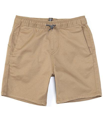 Volcom Big Boys 8-20 Elastic-Waist Shorts