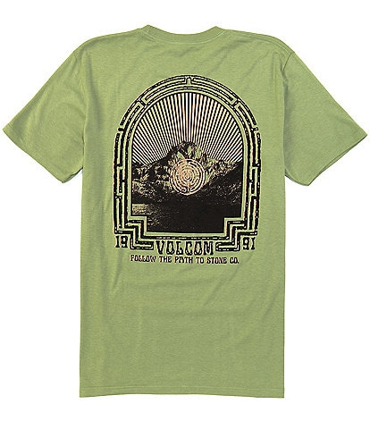 Volcom Dither Short-Sleeve Graphic T-Shirt