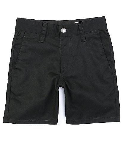 Volcom Little Boys 2T-7 Chino Shorts