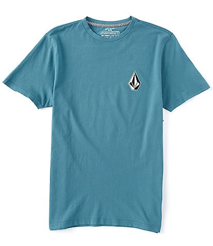 Volcom Modern Fit Deadly Stone Short-Sleeve Graphic T-Shirt