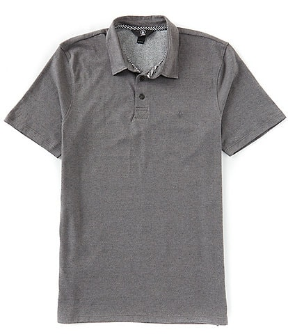 Volcom Short-Sleeve Wowzer Modern Fit Polo