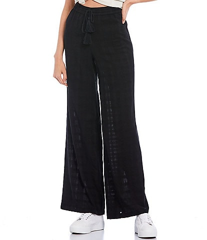 Volcom Sun Spent Wide Leg Beach Pants