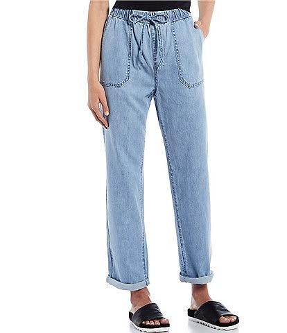 Volcom Sunday Strut Roll-Cuff Denim Pants