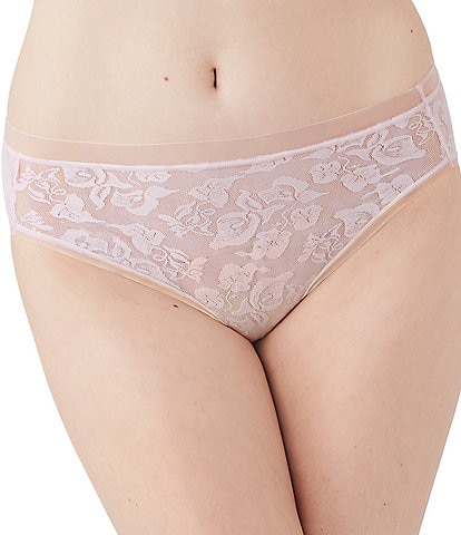 Wacoal Awareness Hi-Cut Brief Panty