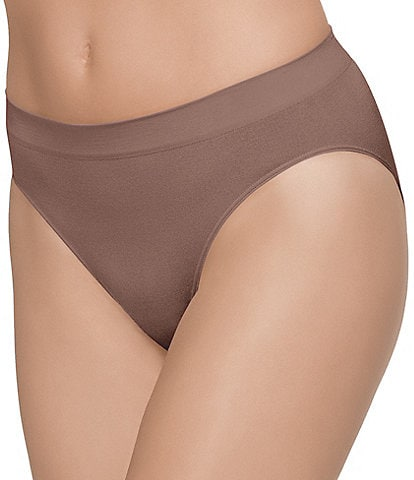 Wacoal B-Smooth Seamless Hi-Cut Brief Panty