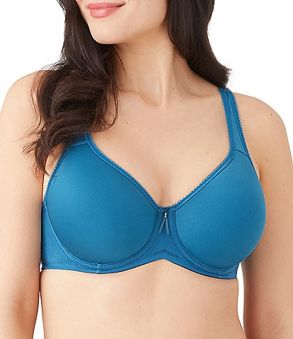 Wacoal Basic Beauty Spacer Full-Busted Contour Wire U-Back T-Shirt Bra