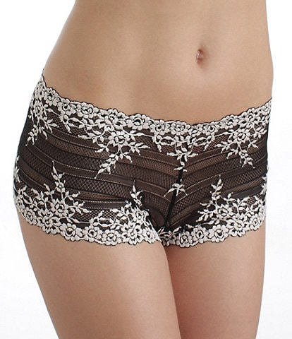 Wacoal Embrace Lace Boy Short Panty