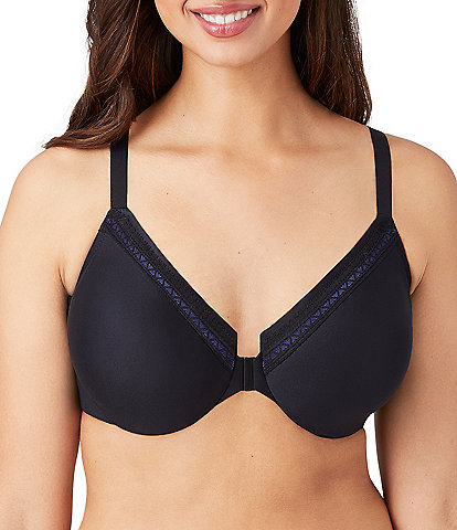 Wacoal Perfect Primer Front Close Full-Busted Contour U-Back Underwire Bra