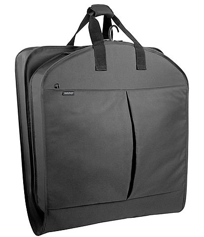 Wally Bags 40-inch Garment Bag with Accessory Pockets