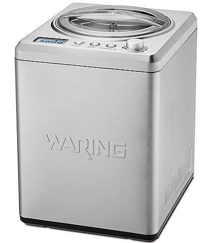 Waring Commercial 2.5-Quart Compression Ice Cream Maker