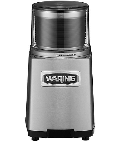 Waring Commercial 3-Cup Heavy Duty Electric Power Wet/Dry Grinder