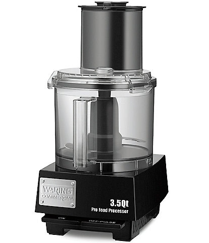 Waring Commercial 3.5 Qt. Bowl Cutter Mixer with Patented Liquilock Seal System