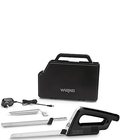 Waring Commercial Cordless/Rechargeable Electric Knife