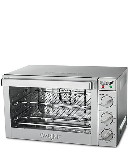 Waring Commercial Half-Size Countertop Convection Oven