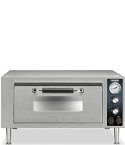 Waring Commercial Heavy-Duty Single-Deck Pizza Oven