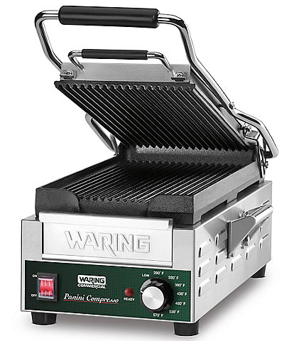 Waring Commercial Panini Compresso™ Slimline Panini Grill