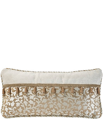 Waterford Ansonia Pieced Breakfast Pillow