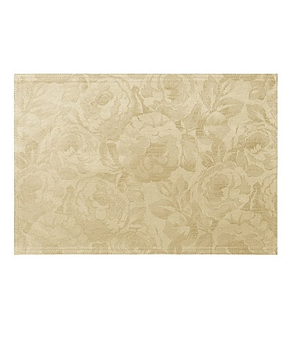 Waterford Carrie Floral Jacquard Table Linens
