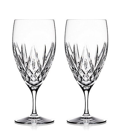 Waterford Crystal Fitzgerald Iced Beverage, Set of 2