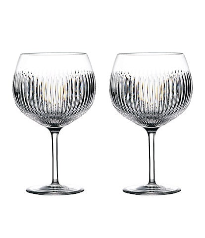 Waterford Crystal Gin Journeys Aras Balloon Glasses, Set of 2