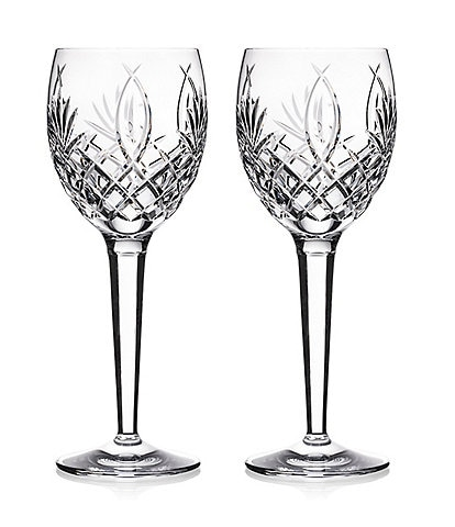 Waterford Crystal Granville Goblets Set of 2