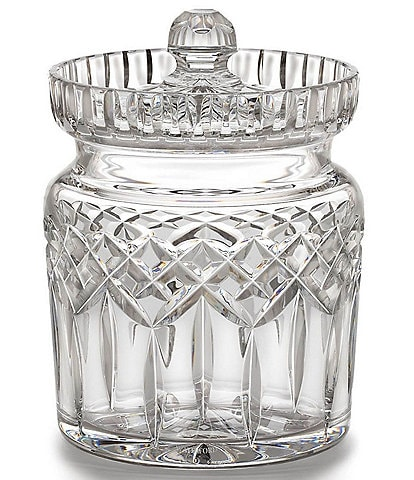 Waterford Crystal Lismore Biscuit Barrel