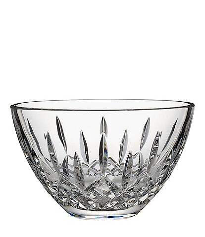 Waterford Crystal Lismore Clear Bowl, 8#double;