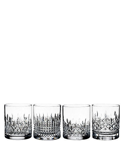 Waterford Crystal Lismore Evolution Tumbler, Set of 4